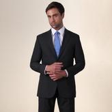 Karl Jackson Charcoal Plain Weave Regular Fit 2 Button Jacket