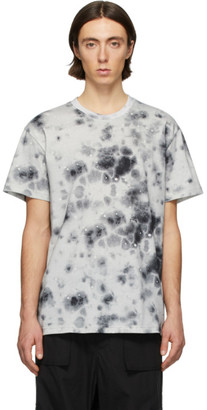 Diesel Red Tag Grey A-Cold-Wall* Edition T-Stain T-Shirt