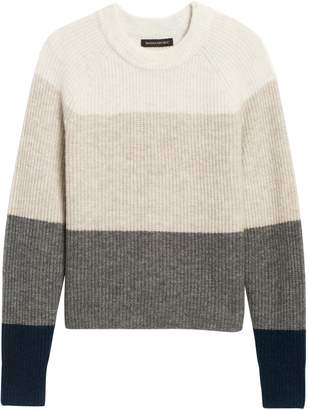 Banana Republic Aire Color-Blocked Sweater
