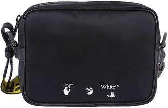 Off-White Logo Nylon Shoulder Bag