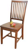Zoie Slat-Back Chair