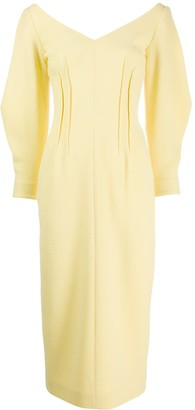 Emilia Wickstead Calla dress