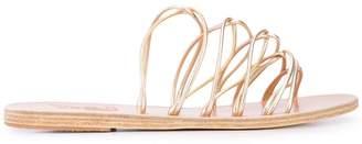 Ancient Greek Sandals Rodopi strappy sandals