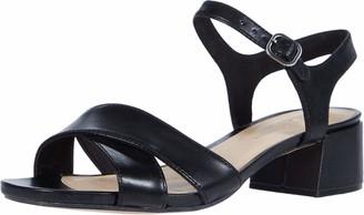 Clarks Womens Sheer 35 Strap Heeled Sandal