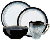 Denby Halo Four-Piece Stoneware Place Setting