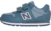 New Balance Infant Boys 500 Trainers Grey