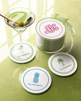 Personalized Coasters & Acrylic Holder