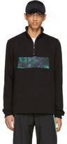 Cottweiler Black Zip-up Pullover