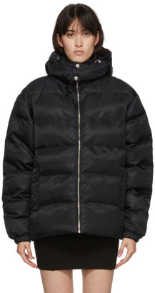 Alyx Black Buckle Puffer Jacket