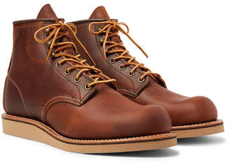 Red Wing Shoes 2952 Rover Burnished Leather Boots