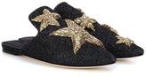 Sanayi 313 Stelle glitter slippers