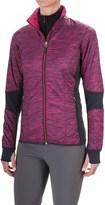 Icebreaker Helix Fraser Peaks Jacket - Merino Wool, Insulated (For Women)