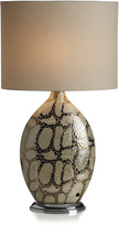 Mikasa Gold Skin Ceramic Table Lamp