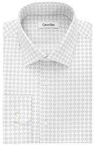 Calvin Klein Print Dress Shirt