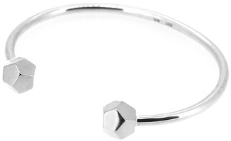 Matthew Calvin Double Dodecahedron Bangle