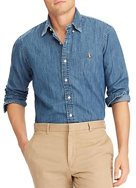 Polo Ralph Lauren Denim Button-Down Shirt - Classic Fit
