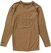 Beretta Body Mapping Warm Long-Sleeve Tee