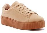 UNIONBAY Fierce Faux Suede Flatform Sneaker