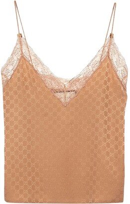 Gucci GG lingerie top