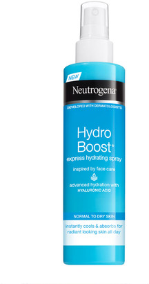 Neutrogena Hydro Boost Express Hydrating Body Lotion Spray 200Ml