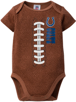 Gerber Indianapolis Colts Football-Print Bodysuit - Infant