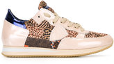 Philippe Model Animalier sneakers - women - Leather/Polyester/rubber - 36