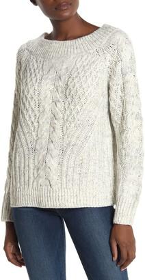 Heartloom Logan Crew Neck Knit Sweater