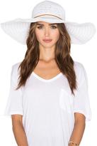 Hat Attack White Ibiza Sunhat