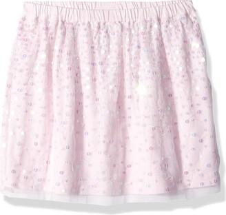 Look by crewcuts Amazon/J. Crew Brand Girls' Sequin Skirt