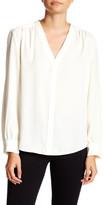 Susina Long Sleeve Blouse (Petite)