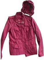 Fay Pink Jacket for Women