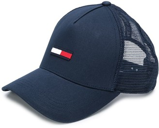 Tommy Hilfiger Embroidered Logo Baseball Cap
