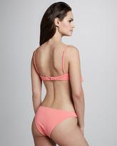 Mara Hoffman Ruffled Bikini Top