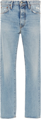 Acne Studios 1996 High-Rise Straight-Leg Jeans