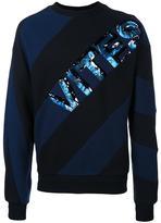 Juun.J striped sweatshirt - men - Cotton - 44