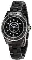 Chanel Women's H2569 J12 Ceramic Bracelet Watch