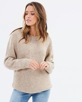Rusty Idaho Crew-Neck Knit