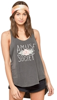 Amuse Society Lotus Lady Amuse Tank