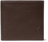 Polo Ralph Lauren Grained-Leather Billfold Wallet