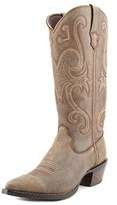 Durango Rd3593 Women Pointed Toe Leather Brown Western Boot.