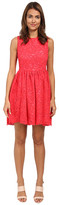 Kate Spade High-Low Lace Dress
