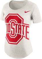 Nike Women's Ohio State Buckeyes Triblend Nameplate Boyfriend T-Shirt