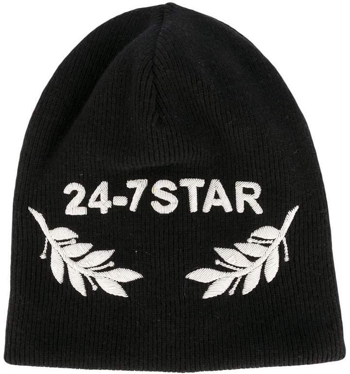 DSQUARED2 24-7 Star beanie