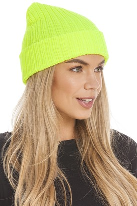 Central Chic Women's Traditional Beanie Hat In Several Colours *Soft*Extra Comfort* UK Seller (Black)