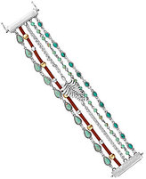 Lucky Brand Turquoise Multi-Row Magnetic Bracelet