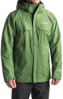 Columbia Bugaboo Interchange Omni-Heat® Jacket - Waterproof, 3-in-1 (For Men)