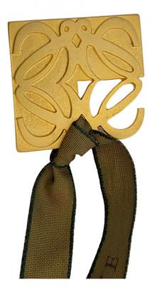 Loewe Metallic Metal Bag charms