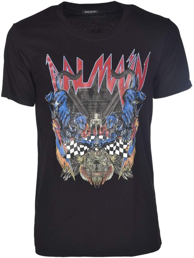 Balmain Panthera T-shirt