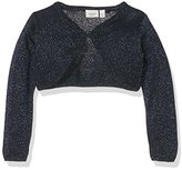 Name It Girl's NITPALLY LS KNIT BOLERO MZ GER Cardigan