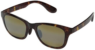 Maui Jim Hana Bay (Tokyo Tortoise/HCL Bronze) Fashion Sunglasses
